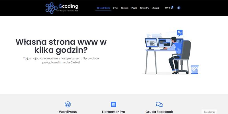 kurs gcoding